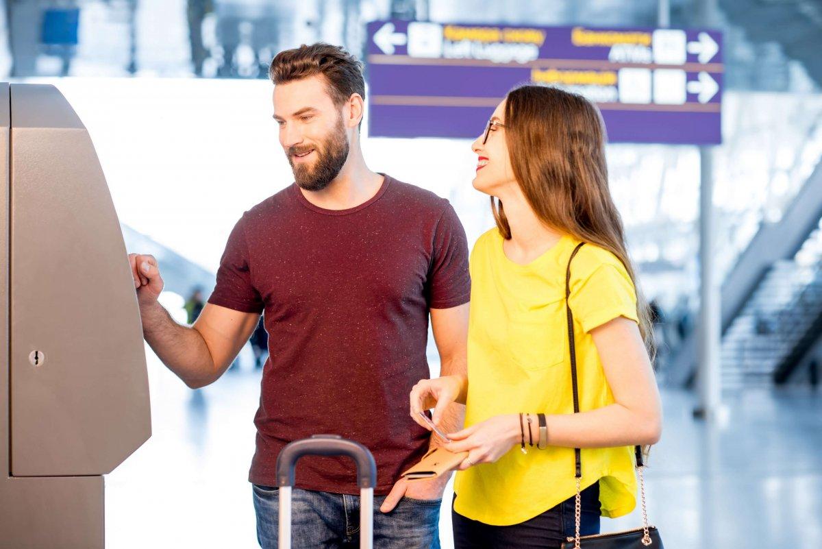 Met je kredietkaart geld afhalen in het buitenland?