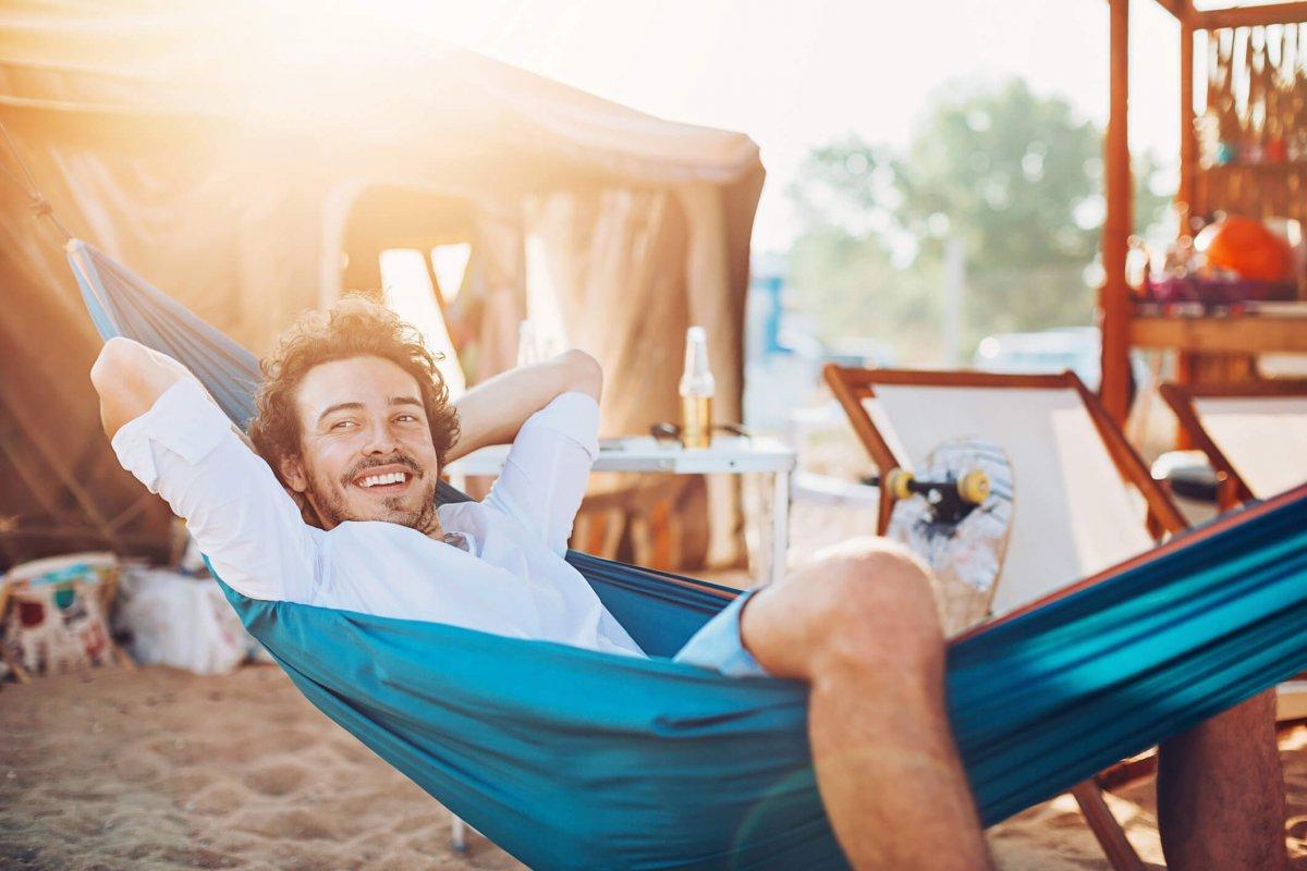Zelfstandig en op vakantie