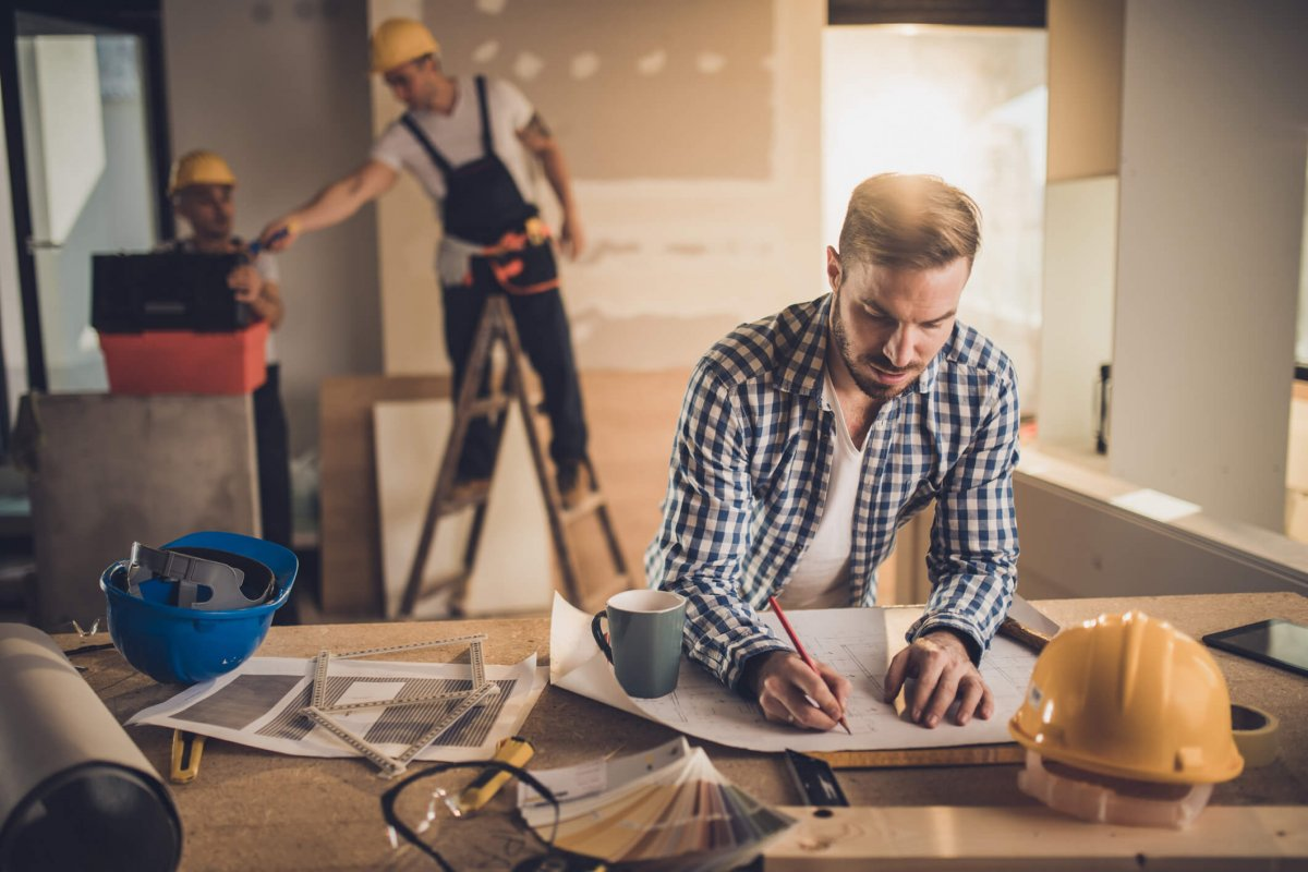 Welke tegemoetkoming krijg ik als ik een huis afbreek om het nadien weer op te bouwen?