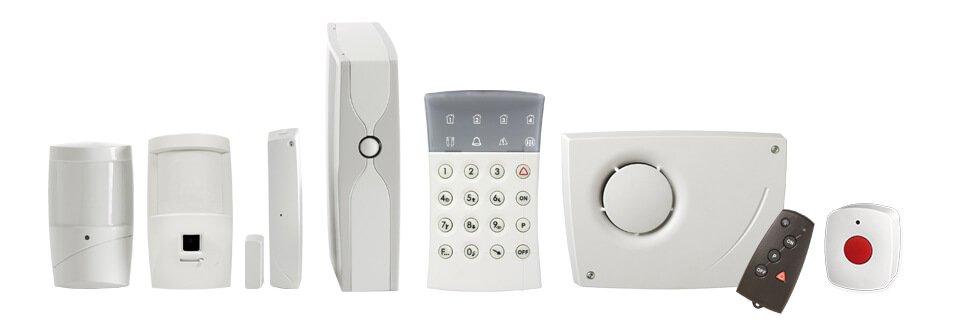 Home Secure PRO - matériel