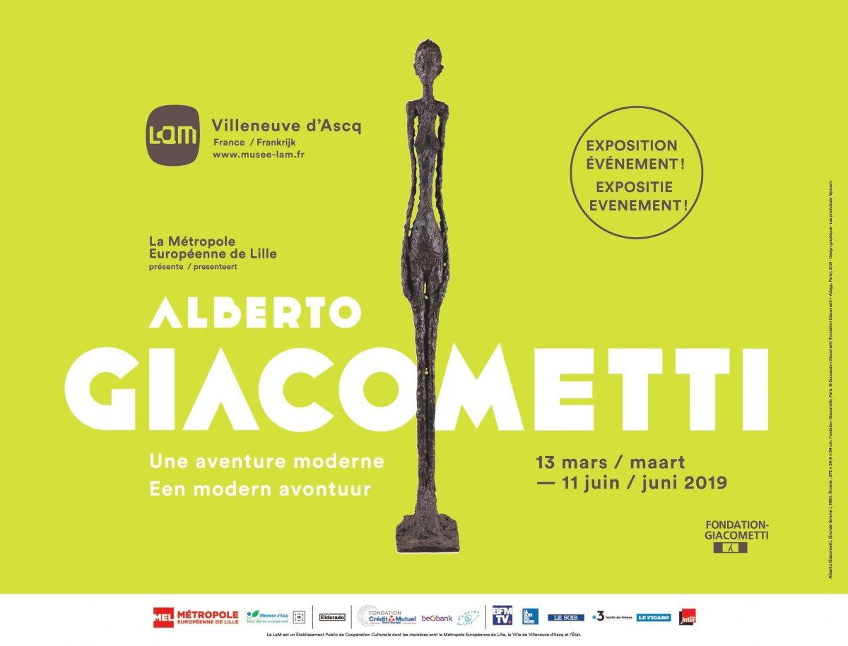 Wedstrijd Giacometti