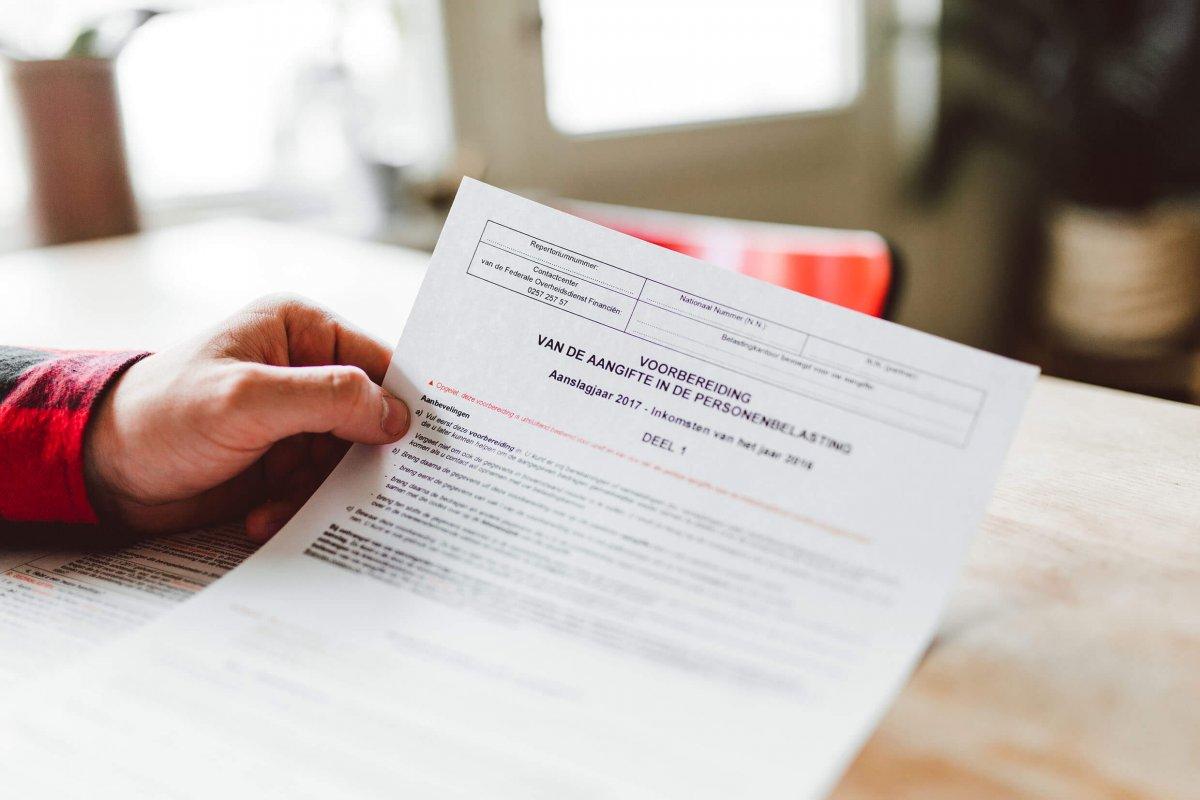 De meeste belastingplichtigen vullen maar een 20tal codes in