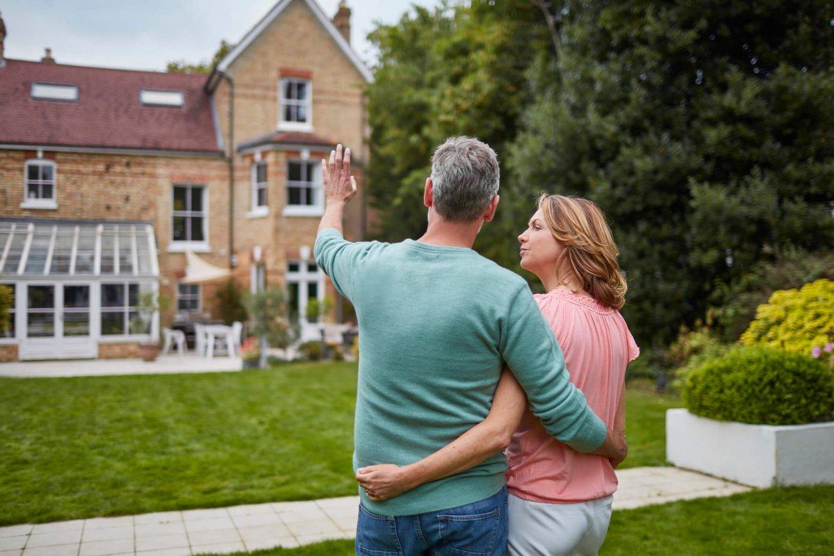Hoe berekent u de waarde van een geërfde woning voor de erfbelasting?
