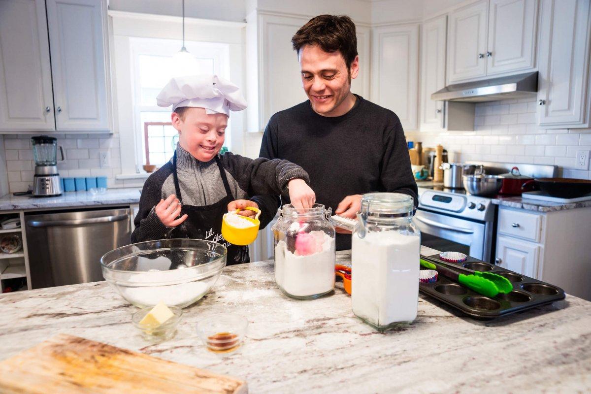 Hoe kunt u een gehandicapt kind bevoordelen met het akkoord van hun broers en zussen?