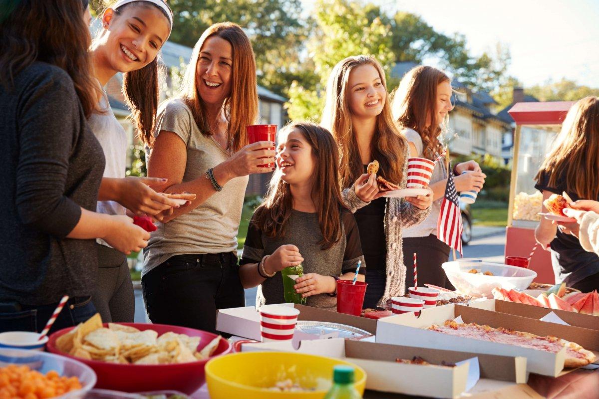 Een buurtfeest organiseren: hoe begin je eraan?