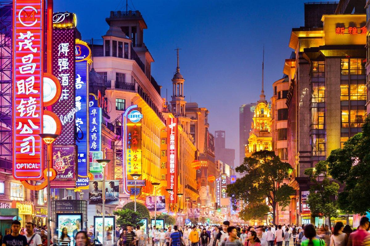 De toekomst voor China is positiever dan voor de bredere wereldeconomie.