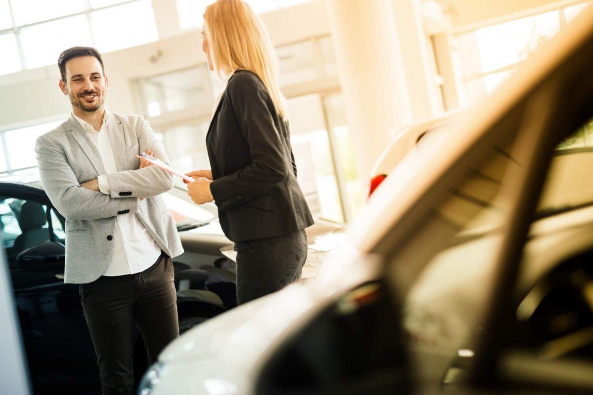 Je auto kopen tijdens het Autosalon