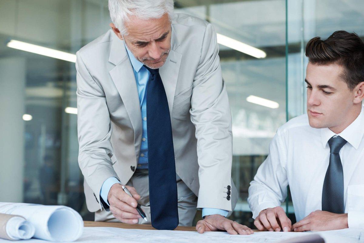 Een mentor is je ideale begeleider, met een frisse kijk op de zaken, die het beste met je voorheeft.