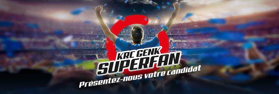 Votre ami(e), proche ou collègue deviendra-t-il ou elle le KRC Genk Superfan ?