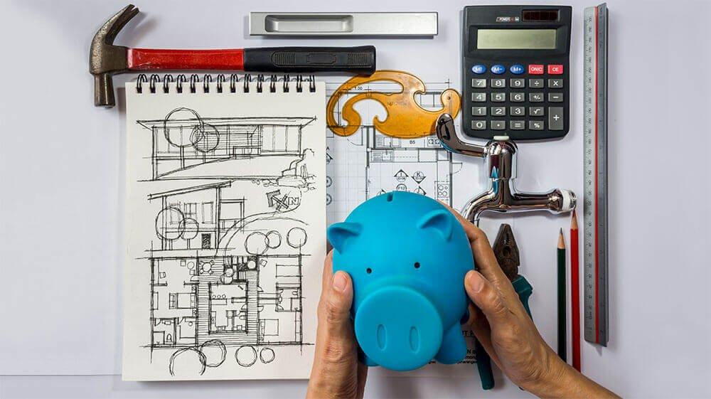 Financer vos travaux par l'emprunt ou l'épargne ?