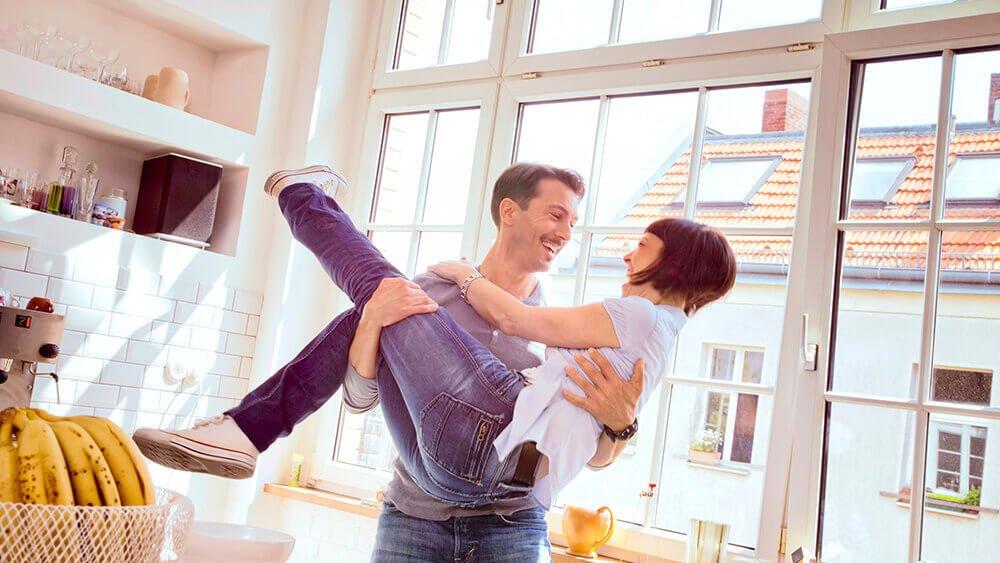 Légère reprise pour le secteur immobilier européen