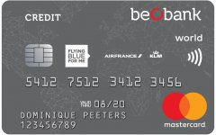Premium Flying Blue World Mastercard