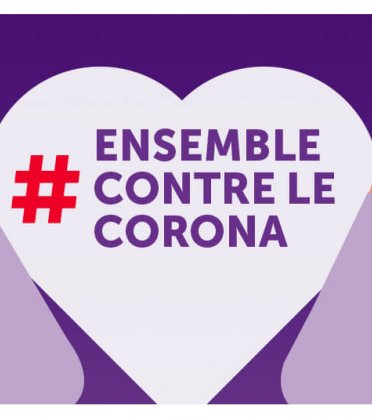 #Ensemble contre le corona